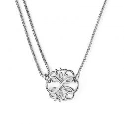 Alex and Ani PATH OF LIFE Pull Chain Necklace - Sterling Silver