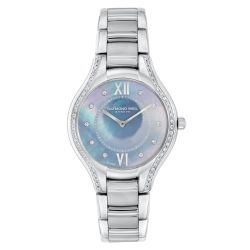 Ladies' Raymond Weil Noemia Blue Mother-of-Pearl Dial with Diamonds 5132-STS-00985