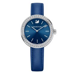 Ladies Swarovski Daytime Blue Watch 5213977