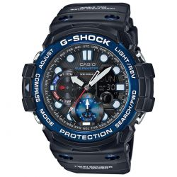 Mens Casio G-Shock Gulfmaster Twin Sensor Resin Watch
