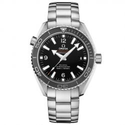 Men's OMEGA Seamaster Planet Ocean Black Dial Stainless Steel Watch O23230422101001
