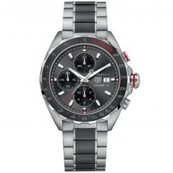Mens TAG Heuer FORMULA 1 Chronograph Stainless Steel and Ceramic Watch