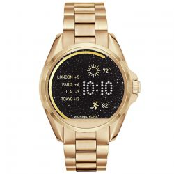 Michael Kors Access Bradshaw Gold-Tone Stainless Steel Smartwatch MKT5001