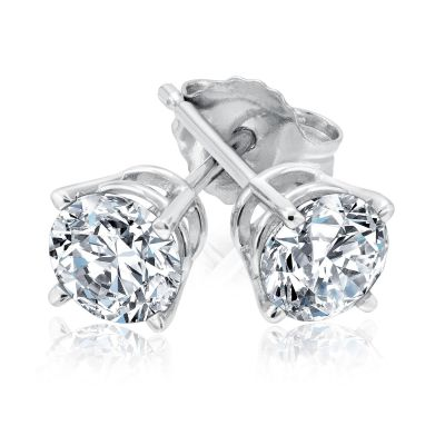 Category icon for Diamond Solitaire Earrings