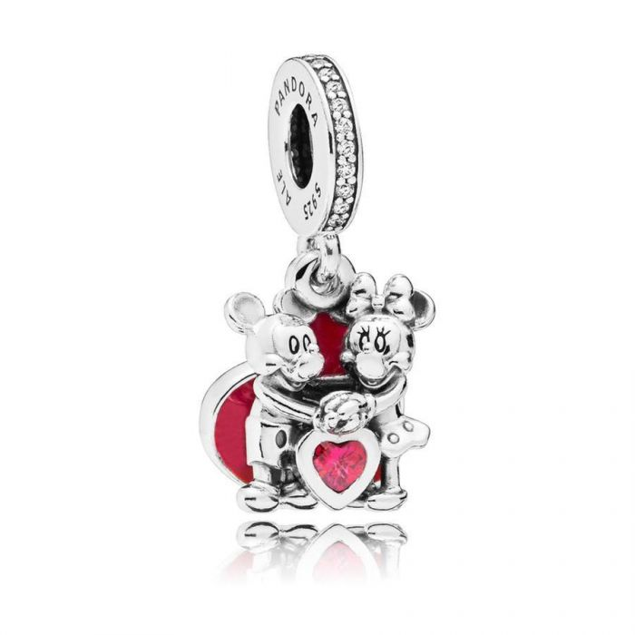 charms pandora minnie