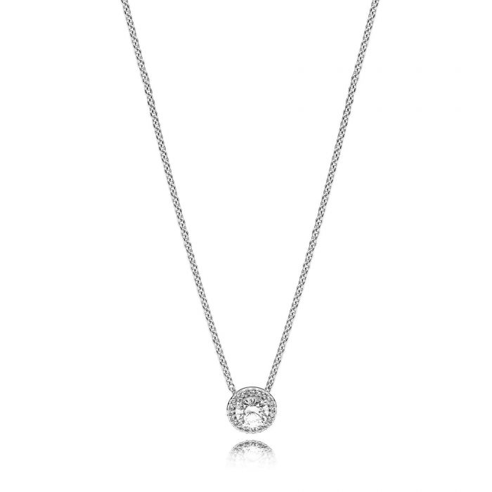 Cancer Necklace Cancer Pendant with 18 Necklace Jewels Obsession Silver Zodiac Rhodium-plated 925 Silver Zodiac