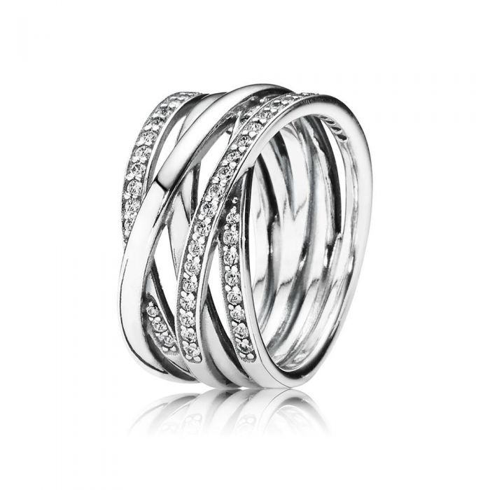 3fc0dcdab PANDORA Entwined Ring | REEDS Jewelers