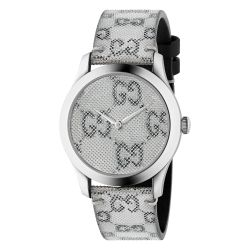 Gucci G-Timeless GG Motif Hologram Watch YA1264058