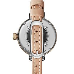 Ladies' Shinola 'The Birdy' Grey Dial Watch S0120121836