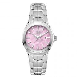 Ladies' TAG Heuer LINK Quartz Watch WBC1317.BA0600