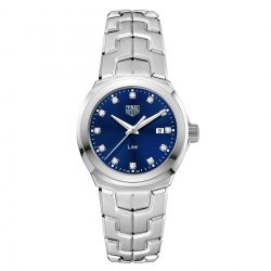 Ladies' TAG Heuer LINK Quartz Watch WBC1318.BA0600