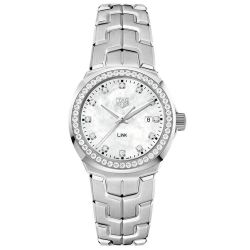 Ladies' TAG Heuer LINK Quartz Watch WBC1316.BA0600
