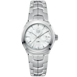 Ladies' TAG Heuer LINK Quartz Watch WBC1310.BA0600