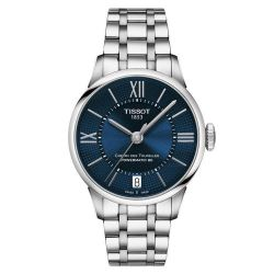 Ladies' Tissot Chemin Des Tourelles Powermatic 80 Lady Stainless Steel Watch T0992071104800
