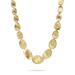 Marco Bicego Lunaria Statement Necklace