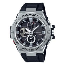 Men's Casio G-Shock G-Steel Connected Black Strap Watch GSTB100-1A