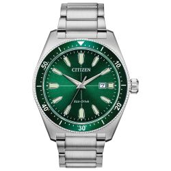 Men's Citizen Eco-Drive Brycen Vintage Watch AW1598-70X