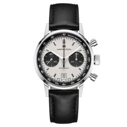 Men's Hamilton Intra-Matic Automatic Chronograph Watch H38416711