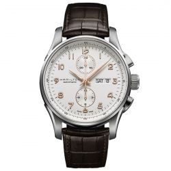 Men's Hamilton Jazzmaster Maestro Automatic Chronograph Watch H32766513