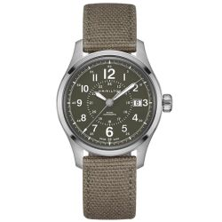 Men's Hamilton Khaki Field Automatic Military Watch H70595963