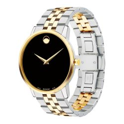 Men's Movado Museum Classic Two-Tone Watch 0607200