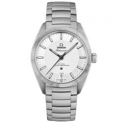 Men's OMEGA Constellation Globemaster Stainless Steel Watch O13030392102001
