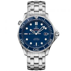 Men's OMEGA Seamaster Diver Co-Axial Blue Dial Watch O21230412003001