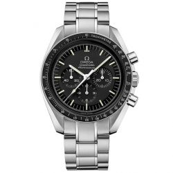 Men's OMEGA Speedmaster Professional Chronograph Black Dial Moon Watch O31130423001006