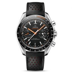 Men's OMEGA Speedmaster Racing Co-Axial Master Chronometer Chronograph 44.25mm Black Dial Watch O32932445101001