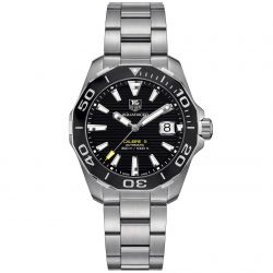 Men's TAG Heuer AQUARACER Calibre 5 Automatic Watch WAY211A.BA0928