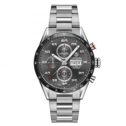 Men's TAG Heuer CARERRA Calibre 16 Automatic Chronograph Watch CV2A1U.BA0738