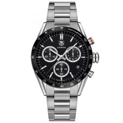 Men's TAG Heuer CARRERA Panamericana Special Edition Quartz Chronograph Watch CV1A10.BA0799