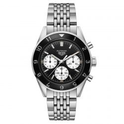 Men's TAG Heuer HERITAGE Calibre Heuer 02 Automatic Chronograph Watch CBE2110.BA0687