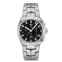 Men's TAG Heuer LINK Calibre 17 Automatic Watch CBC2110.BA0603