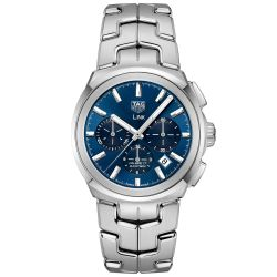 Men's TAG Heuer LINK Calibre 17 Automatic Watch CBC2112.BA0603