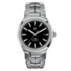 Men's TAG Heuer LINK Calibre 5 Automatic Watch WBC2110.BA0603