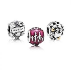 PANDORA Family First and Forever Gift Set