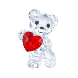 Swarovski Crystal Kris Bear - A Heart for You