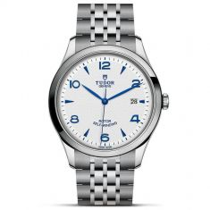 1926 41mm Opaline and Blue Dial Stainless Steel Watch M91650-0005