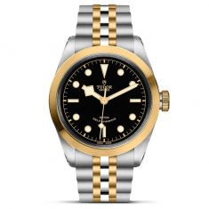 Black Bay 41 S&G Two-Tone Stainless Steel Watch M79543-0001
