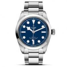 Black Bay Blue Dial Stainless Steel Watch M79500-0004