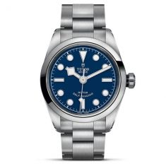 Black Bay Blue Dial Stainless Steel Watch M79580-0003