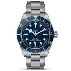Black Bay Fifty-Eight Blue Dial Stainless Steel Watch M79030B-0001
