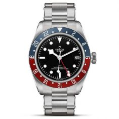Black Bay GMT Black Dial Stainless Steel Watch M79830RB-0001