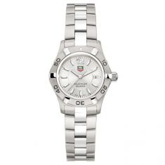 Previously Owned Ladies' TAG Heuer AQUARACER Quartz Watch WAF1412.BA0823