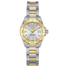 Previously Owned Ladies' TAG Heuer AQUARACER Quartz Watch WAY1455.BD0922