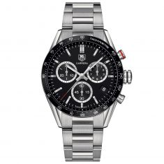 Previously Owned Men's TAG Heuer CARRERA Panamericana Special Edition Quartz Chronograph Watch CV1A10.BA0799