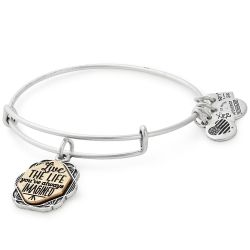 Alex and Ani Live The Life You've Always Imagined - Rafaelian Silver Finish