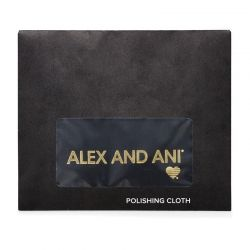 Alex and Ani Polishing Cloth and Cleaning Accessory