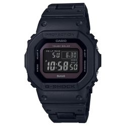 Casio G-Shock Digital Connected Black Resin Watch GWB5600BC-1B